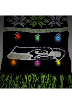 Seattle Seahawks Light Up Scarf alt 2