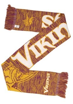Minnesota Vikings Wordmark Big Logo Colorblend Sca Alt 1