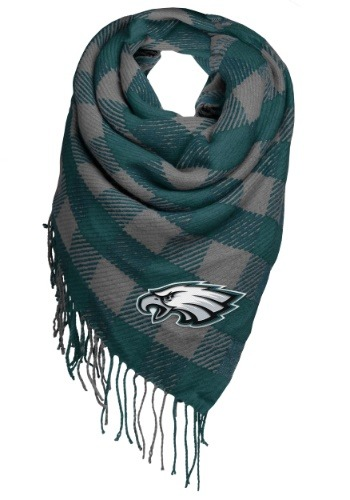 Philadelphia Eagles Women's Oversized Scarf