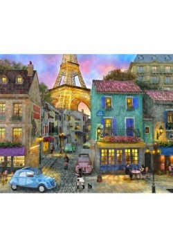 Springbok Eiffel Magic 1000 Piece Puzzle