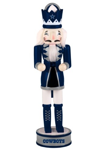 "Dallas Cowboys 14"" Holiday Nutcracker"