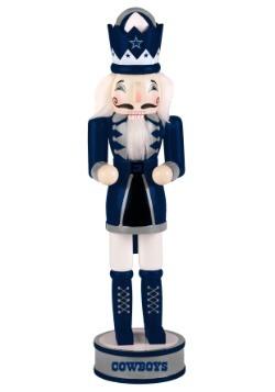 """Dallas Cowboys 14"""" Holiday Nutcracker"""