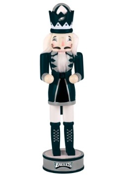 "Philadelphia Eagles 14"" Holiday Nutcracker"