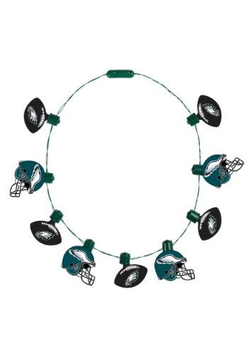 Philadelphia Eagles Light Up Necklace