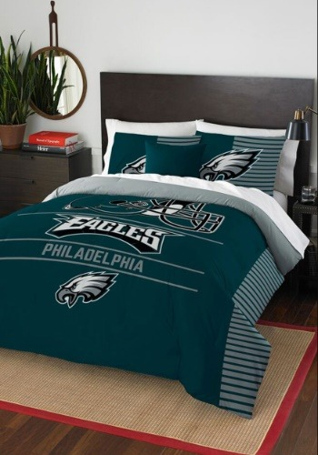 Philadelphia Eagles Bedding Full/Queen
