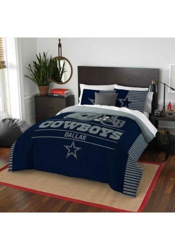 Dallas Cowboys Full/Queen Bedding