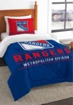 New York Rangers Twin Comforter