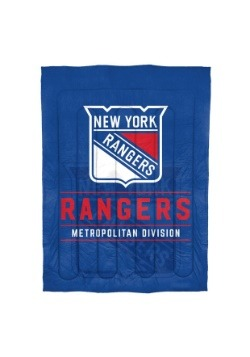 New York Rangers Twin Comforter 2