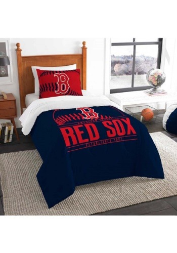 Boston Red Sox Twin Comforter