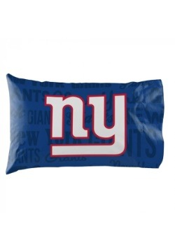 New York Giants Pillow Cases