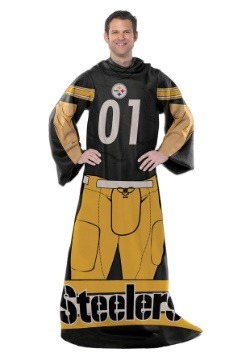 Pittsburgh Steelers Comfy Throw
