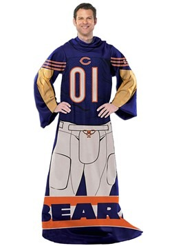 Chicago Bears Comfy Throw