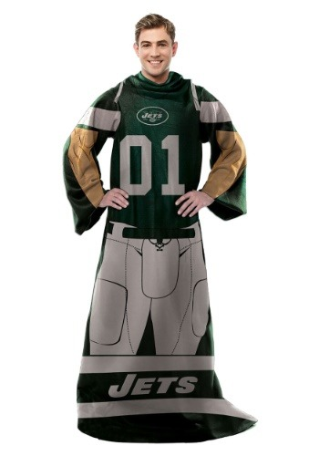 New York Jets Comfy Throw