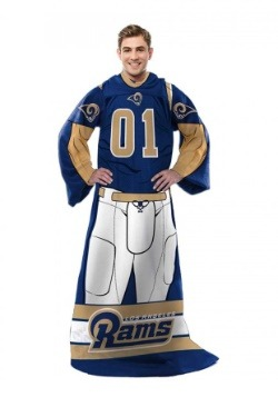 Los Angeles Rams Comfy Throw