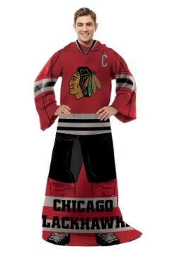 Chicago Blackhawks Comfy Throw