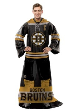 Boston Bruins Comfy Throw
