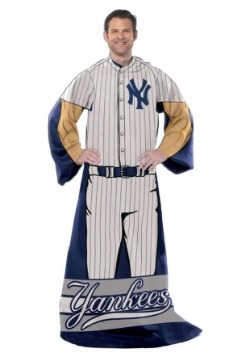New York Yankees Comfy Throw