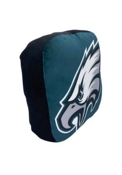 Philadelphia Eagles Cloud Logo Pillow