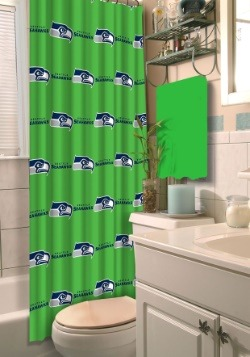 Seattle Seahawks Shower Curtain
