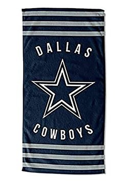 Dallas Cowboys Beach Towel