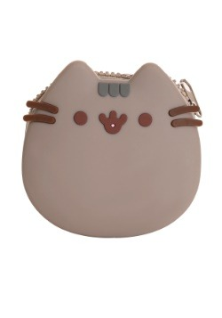 Pusheen Smiling Coin Purse