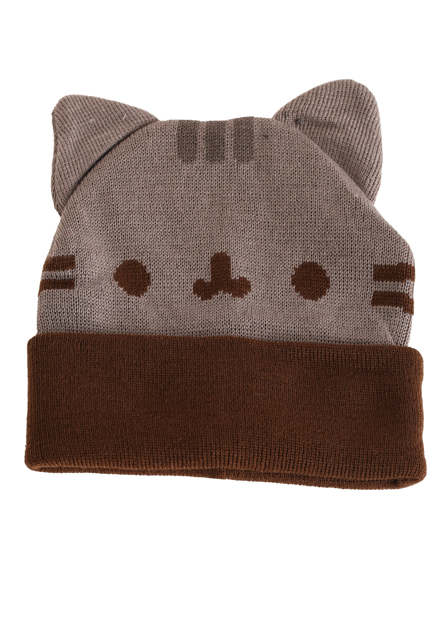 fc1b67d7dc8 Pusheen Beanie Hat With Ears