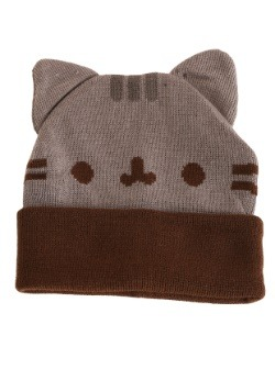 Pusheen Beanie Hat With Ears