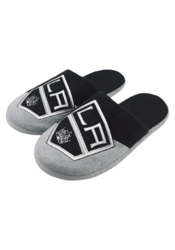 Los Angeles Kings Colorblock Slide Slippers
