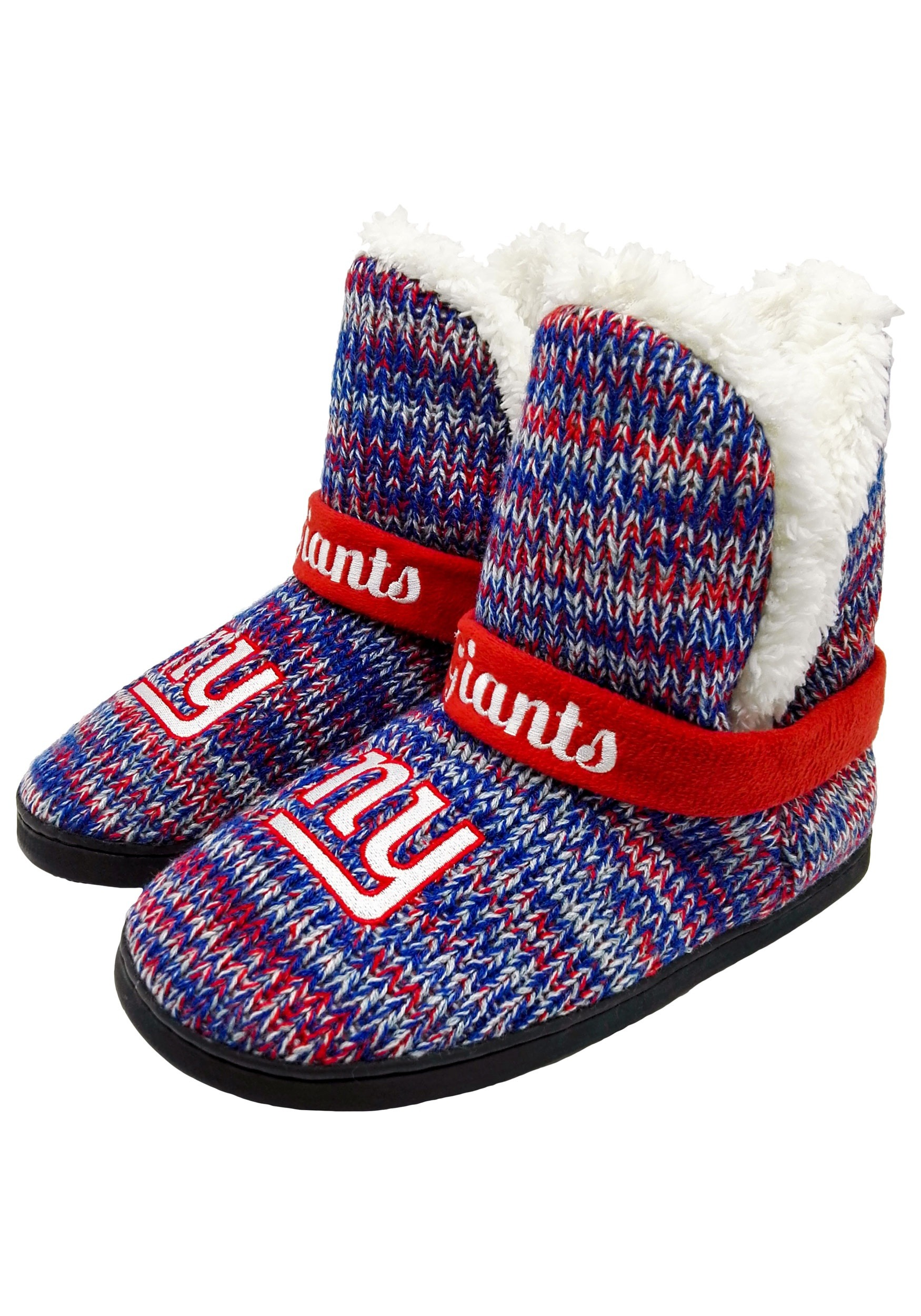 0ee33f4b899 New York Giants Women s Wordmark Peak Boots