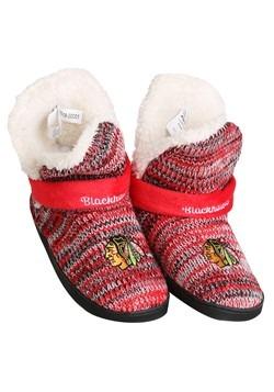 Chicago Blackhawks Wordmark Peak Mukluk Boots -alt1