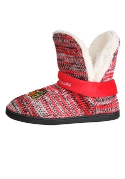 Chicago Blackhawks Wordmark Peak Mukluk Boots -alt2