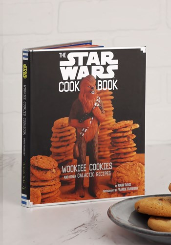 The Star Wars Cookbook: Wookie Cookies