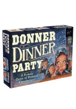 Donner Dinner Party Game