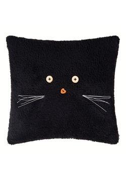"Black Cat 12"" Pillow"