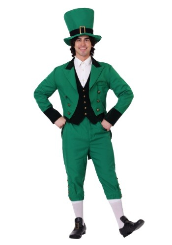 St. Patty's Leprechaun Men's Costume