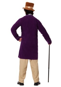 Deluxe Willy Wonka Mens Costume