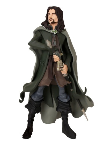 The Lord of the Rings Aragorn Weta Mini Epics Vinyl Figure