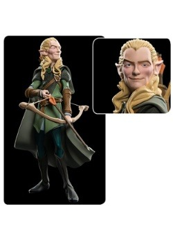 The Lord of the Rings Legolas Weta Mini Epics Vinyl Figure2