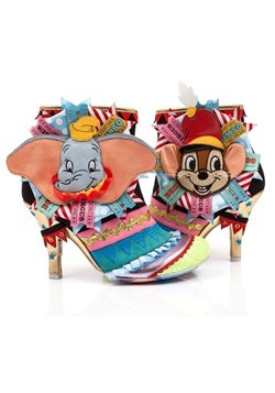 Irregular Choice Disney Dumbo and Timothy Q Mouse Boot