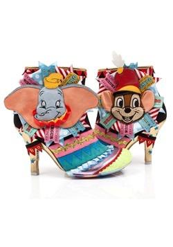 Irregular Choice Disney Dumbo and Timothy Q Mouse Boot