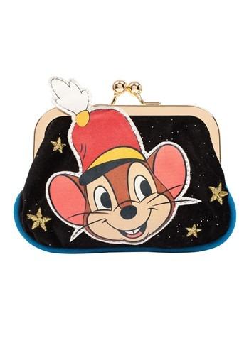 Irregular Choice Disney Dumbo Timothy Q. Mouse Coin Purse