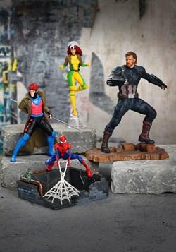 Marvel Gallery Avengers 3 Captain America PVC Statue