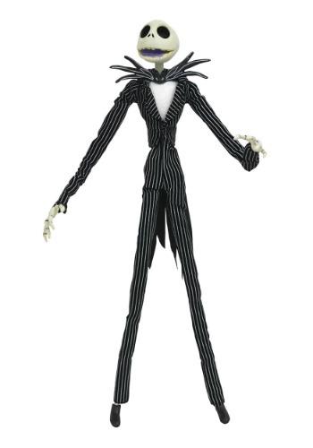 Nightmare Before Christmas Silver Anniversary Jack Figure