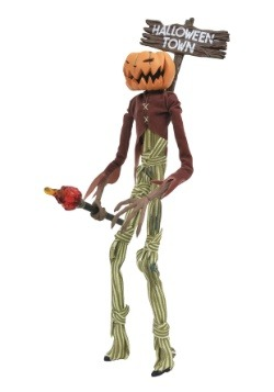 Nightmare Before Christmas Silver Anniv Pumpkin King Jack