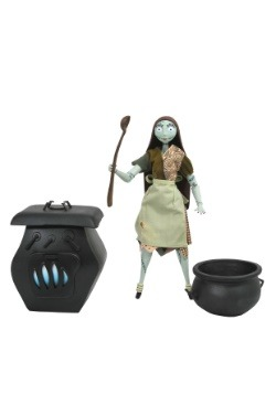 Nightmare Before Christmas Silver Anniversary Sally Figure