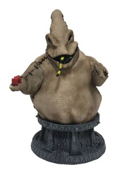 Nightmare Before Christmas Oogie Boogie Resin Bust