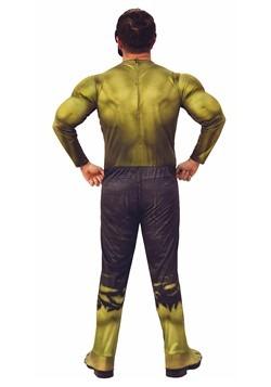 Adult Deluxe Hulk Costume Alt 1