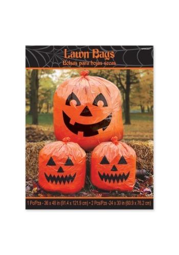 Pumpkin Lawn Bags (3 per pack)