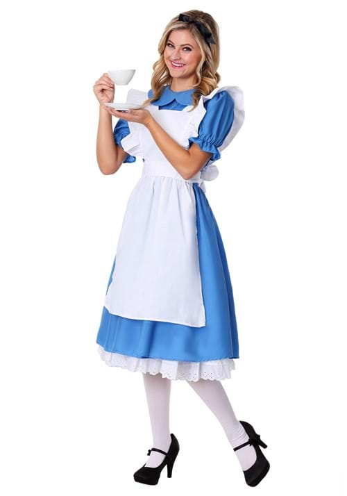 Women's Alice Deluxe Costume