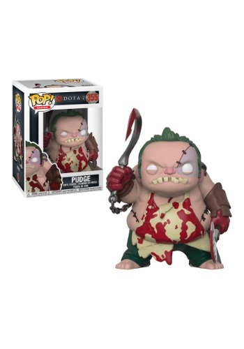 Pop! Games: DOTA 2- Pudge w/ Cleaver